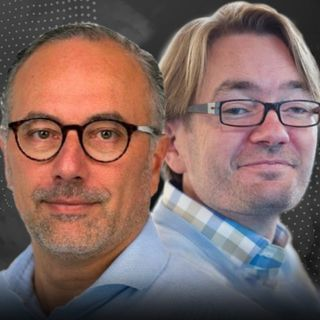Managing Innovation Through People, Peter Daels & Jef Vandenberghe - The HR Congress Podcast Ep. 52