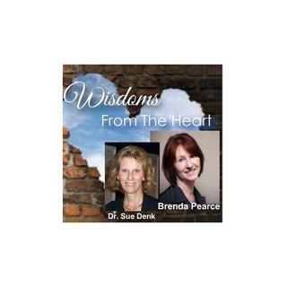 Presents Wisdoms From The Heart Radio with guest intuitive DC Love-Live Readings