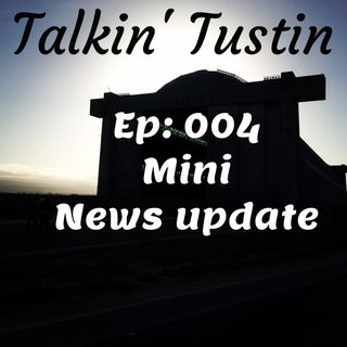 Episode 004: Mini News Update