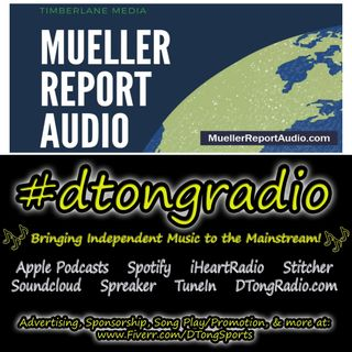 The BEST Independent Music Artists on #dtongradio - Powered by MuellerReportAudio.com