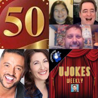 The One Where Ujokes Turns 50!
