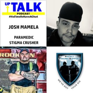 UpTalk Podcast S3E22: Josh Mamela
