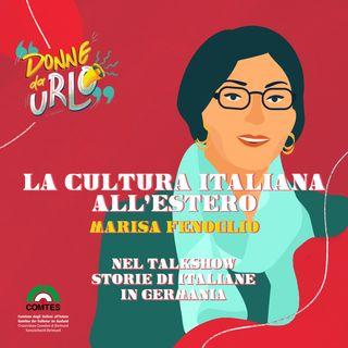 La cultura italiana all'estero - Marisa Fenoglio