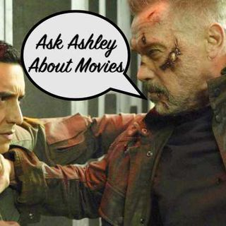 64. Ask Ashley About Terminator Dark Fate