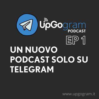 Un nuovo podcast solo su Telegram