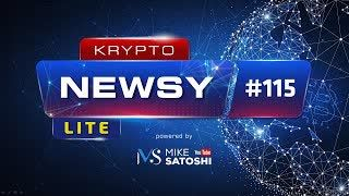 Krypto Newsy Lite #115 | 26.11.2020 | Bitcoin: przyszła upragniona korekta, kupujecie? Black Friday na Crypto.com, Kontrola portfeli w USA