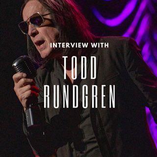 Todd Rundgren Interview from 2019