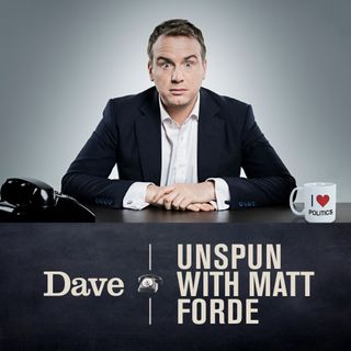 Unspun Podcast - Show 6 with Angus Robertson
