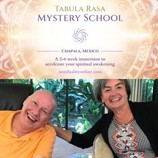 Second Session with David Hoffmeister of the Tabula Rasa Mystery School with Lisa Fair - September 16, 2021
