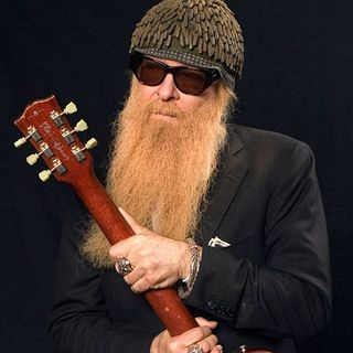 Billy Gibbons from ZZ Top
