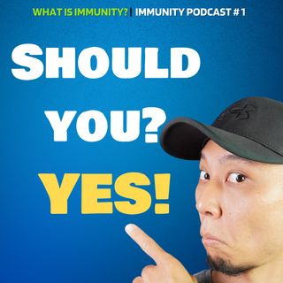 Should we try to improve our immune system?
