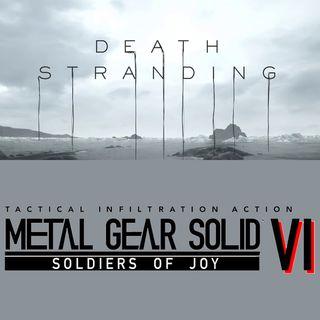 5x18 ¿Es Death Stranding en realidad Metal Gear Solid VI?