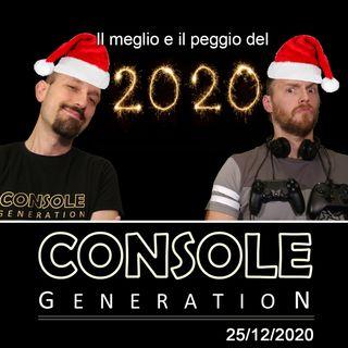 Il meglio e il peggio del 2020 - CG Live 25/12/2020