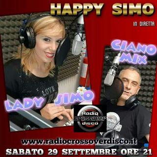 HAPPY SIMO - LADY SIMO E DJ CIANO MIX