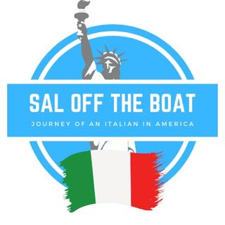 Sal off the boat
