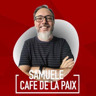 """Cafe de la Paix - Puntata 2 - """"Dietro la Porta"""" di Andrea Ansevini"""