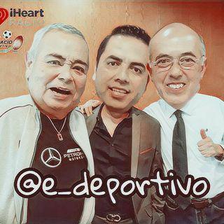 Comenzando semana Rudo, ,Pepe y Alex en Espacio Deportivo de la Tarde 28 de Junio 2021