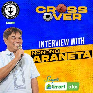 S01 E01: PFF President Nonong Araneta on the state of PH Football