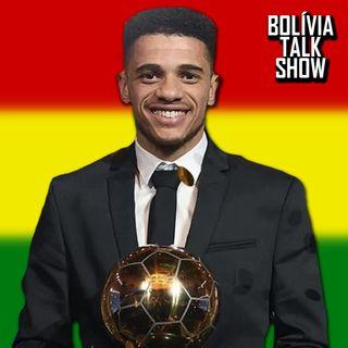 #79. Taison assina pré-contrato virtual com o Inter! - Bolívia Talk Show