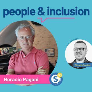 """10 anni di Synesthesia con Horacio Pagani. Parliamo di """"people and inclusion"""" [giugno 2021]"""