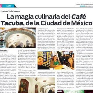 Café Tacuba de la Ciudad de México