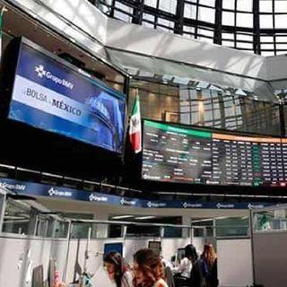 Bolsa mexicana cierra con pérdida de 1.3%