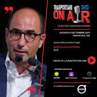 Puntata 105/2021 del 23 settembre - Ospite: Marcello Di Caterina (ALIS)