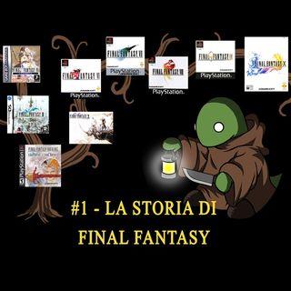 #001 - La storia di Final Fantasy