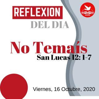 San Lucas 12 , 1-7
