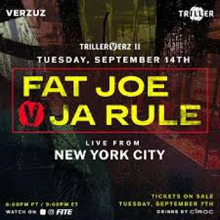 Fat Joe Speaker About The Versus With Ja Rule! Episode 118 - Shizzy's Lit Podcast
