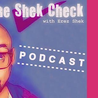 The Shek Check: Robbie Millward- Veteran, Father, Mental Health Speaker