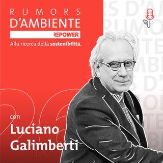 Luciano Galimberti – Il design per la sostenibilità