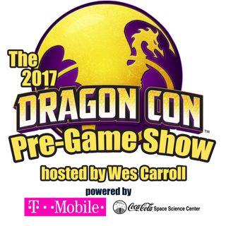 2017 Dragon Con Pre-Game Show