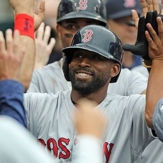 Unlikely Offensive Spark Jackie Bradley, Jr. Catching Fire For Red Sox