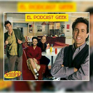 Episodio 2 : Seinfield : Una Comedia Sobre Nada (Con La Participación Especial De Genner Bravo)