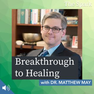 The Spark 029: Breakthrough to Healing with Dr. Matthew May