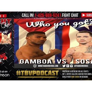 YURIORKIS GAMBOA vs JASON SOSA LIVE FIGHT CHAT, Can Gamboa Turn Back the Clock?