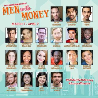 Ep: 47 Check Out Men With Money At The Aurora Theater In Lawrenceville