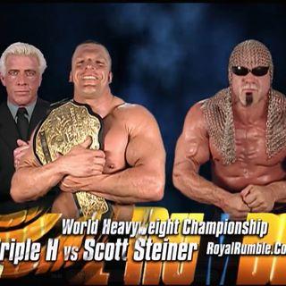 WWE Rivalries: Scott Steiner vs Triple H
