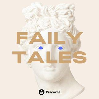 """Faily Tales #13: Lena Brauner: """"Miluju chvíle, když přijdou tvůrčí krize"""""""