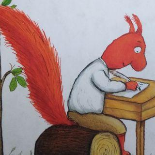 24.LeggimiUnLibro: Lettere dello scoiattolo alla formica