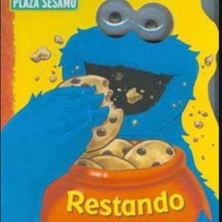 Restando galletas, cuento infantil de Plaza Sésamo