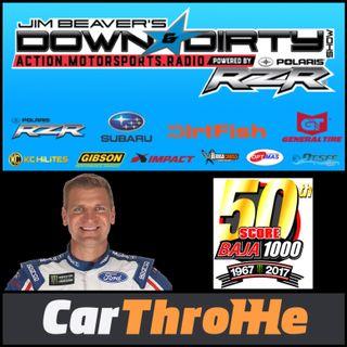 Clint Bowyer, the Car Throttle Crew, & the Baja 1000