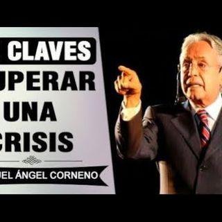 10 Claves para Superar una Crisis Económica  Miguel Ángel Cornejo  Superación Personal