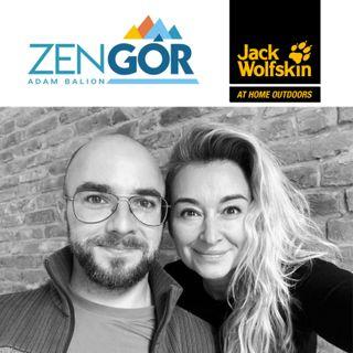 #6 Zen Gór x Jack Wolfskin: Martyna Wojciechowska At Home Outdoors