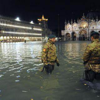 Acqua alta a Venezia: ma che cosa c'entra il cambiamento climatico?