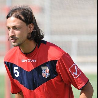 Alberto Cossentino dopo Albalonga - Torres 1-1