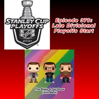 Episode 376: Late Divisional Playoffs Start (Special Guests: Mike Donovan, Scotty Fellows, Leandra Lynn)