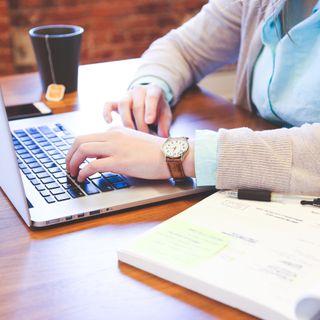 1.Come approcciarsi all'argomento Lavoro online