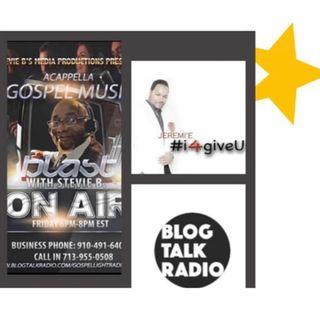 Stevie B. A Cappella Gospel Music Blast - (Episode 193)